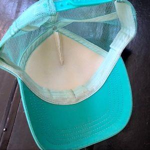 Billabong Accessories - Billabong blue white cap